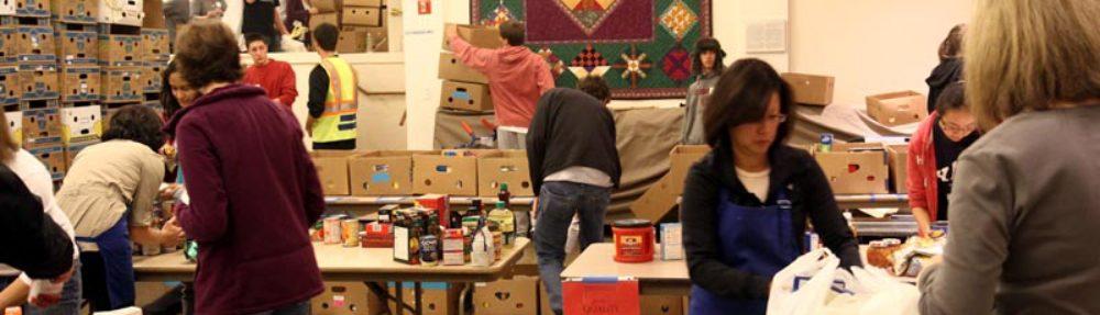 Wellesley Food Pantry   Helping those in need
